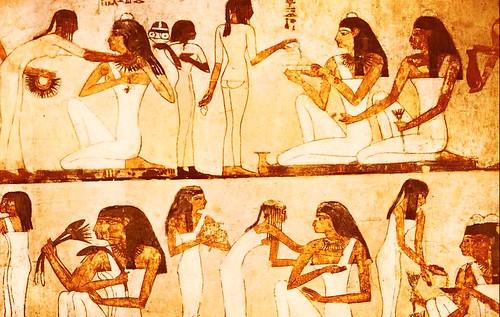 How Did Old Ancient Dye Hair  GOODYARDHAIR