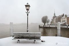 Winter wonderland Dordrecht! photo by Edith Hoffman