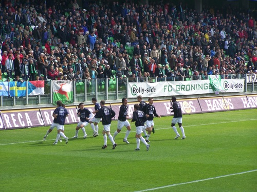 8226982568 0ee5430414 FC Groningen   Ajax (brand Euroborg), 13 april 2008