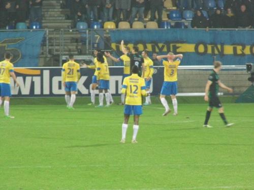 8217871162 a95d602ef5 RKC Waalwijk   FC Groningen 1 1, 24 november 2012
