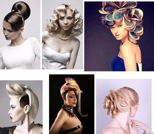 Non Mainstream Hairstyle