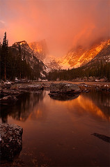 Dream Lake - Rocky Mountain National Park, Colorado photo by Will Shieh