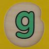 Fret Saw Letter G