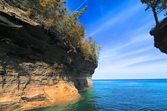 Pictured Rocks Boat Tour photo by Cole Chase Photography