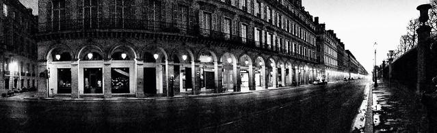 Rue de Rivoli / Tuileries
