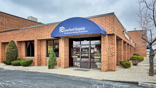 Itasca Location Chicago Area Crawford Supply