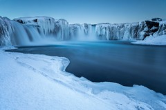 Goðafoss photo by Philip Eaglesfield