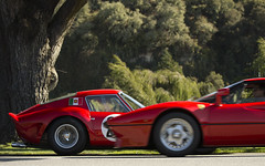 Ferrari GTOs photo by GHG Photography