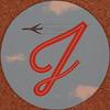 MAGPIE coaster letter J
