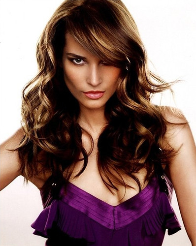 2013 Hairstyle Trends - Curly tresses