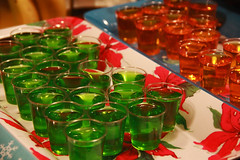 Festive Jello Shooters photo by LostMyHeadache: Absolutely Free *