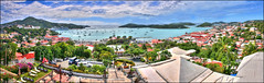 Grand Harbor 180 Degree Vista Panorama photo by Simon__X