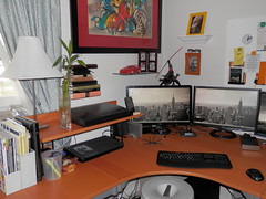 Home Office Dec2012 photo by abe5x