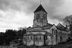 Roman church near Poitiers --------------- Explored photo by Dan Guimberteau AWAY FOR 2 WEEKS