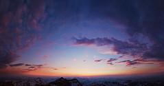 A Sunset photo by Zach Dischner