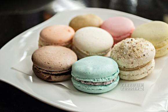 Cafe 1771 Macarons