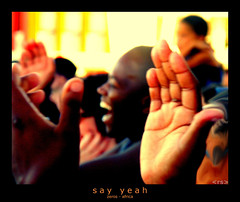 say yeah photo by <rs> snaps