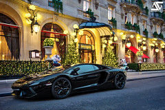 Aventador photo by A.G. Photographe
