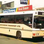 1994 MAN 11.190 bus