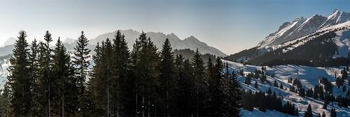 Combloux, Haute-Savoie, 2013