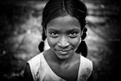 Indian girl, Kolkata - INDIA - photo by C.Stramba-Badiali