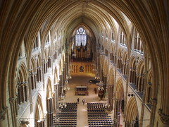 Lincoln Cathedral photo by Aidan McRae Thomson