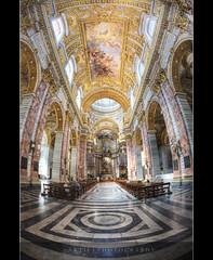San Carlo al Corso, Rome, Italy :: HDR photo by :: Artie | Photography ::