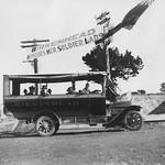 Birkenhead bus 1918