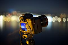Nightshooting @ Zürich photo by akarakoc