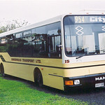 2001 MAN 12.223 bus