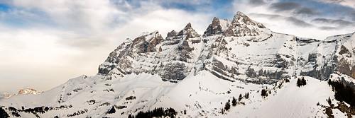 Champéry, Suisse, 2013
