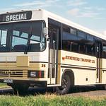 1991 Hino RR172 bus
