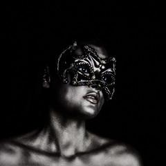 masked photo by arrowlili