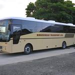 2008 Hino FG1 coach