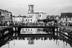 La Rochelle: River photo by Josetxu Silgo