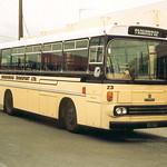 1982 Isuzu JCR500 bus