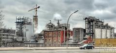 Industriell I Industrial @ Hamburg photo by LitschiCo-Erfurt.de I Fotografie