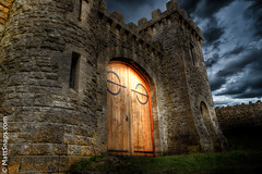 Rodborough Fort new gates photo by MattSnapsPhotography