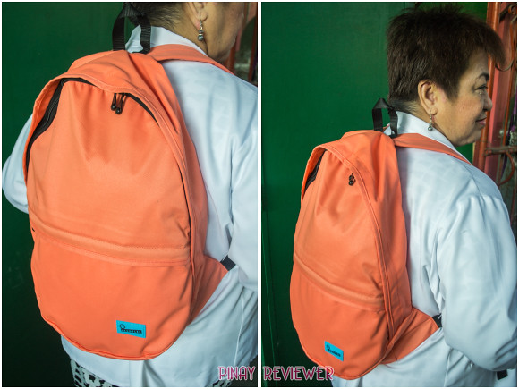 Crumpler Proud Stash backpack - front and side views