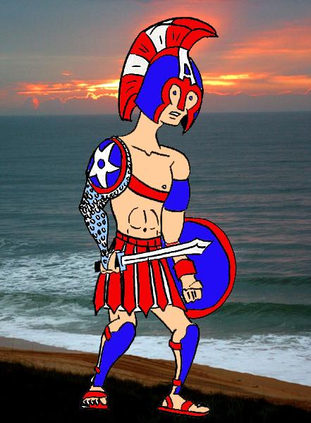Captain Americus
