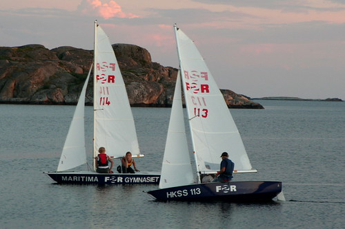 Hermanö Runt Race 2006