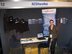 AEShareNet Stand