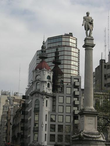 Plaza de Lavalle