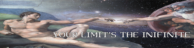 Your limit is the infinite