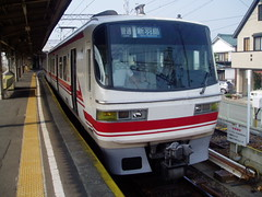 名鉄1850系 笠松