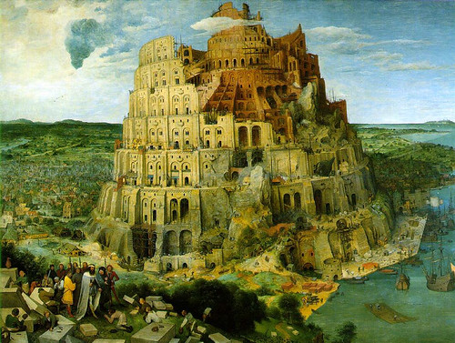 P.Breugel-Babel Tower