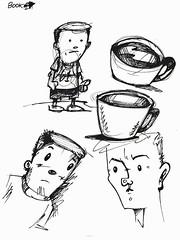 work sketch