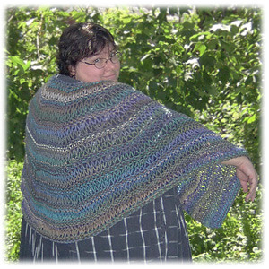 Perfect Hug Shawl Goddess Size