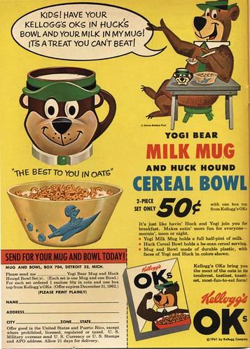 OKs Yogi Bear