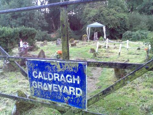 Caldragh Graveyard, Boa Island